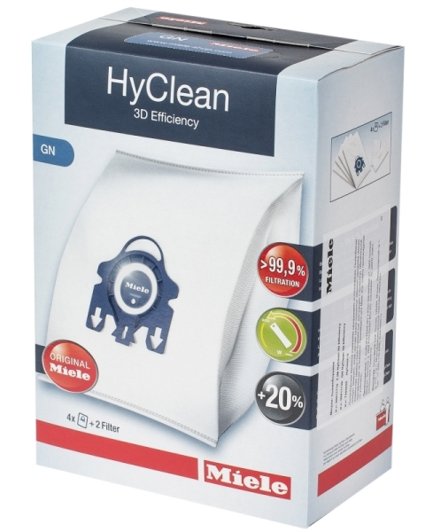 Пылесборники Miele GN HyClean 3D Efficiency