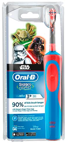 Зубная щетка Braun Oral-B Vitality D12.513K Star Wars Kids
